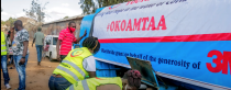 The Story of 'Okoa Mtaa' Initiative Focus to Support Vulnerable Families